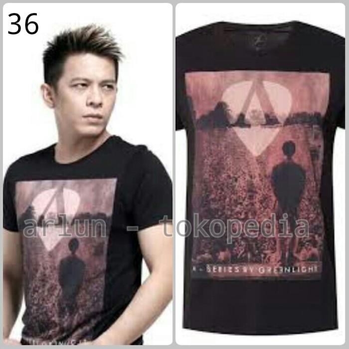 36 A-Series Stage T-shirt GRLT Ariel / Kaos Baju Greenlight Ariel