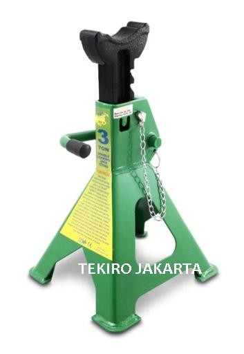 harga Tekiro tahanan dongkrak mobil - jack stand 3 ton Tokopedia.com