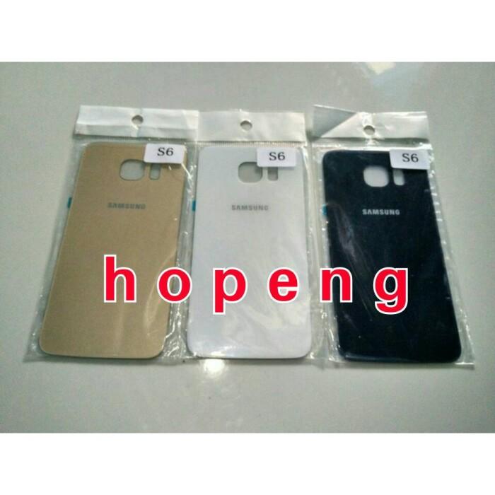 Samsung s6 backdoor / tutup belakang / backcover ...