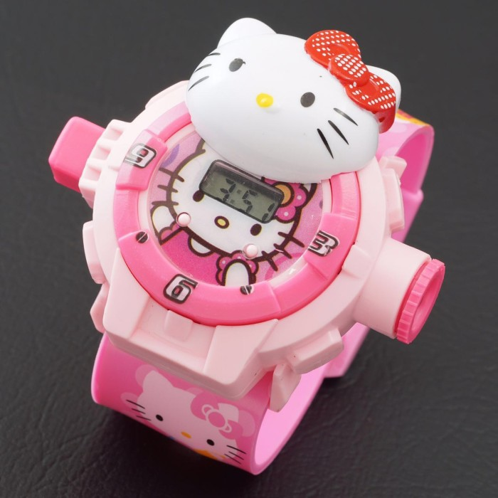 Jual hello kitty jam tangan anak digital karakter unik buat hadiah ... 2db3c203b6