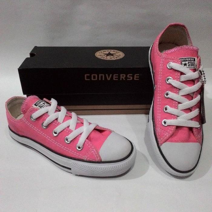 Jual sepatu converse ox kids pink   sepatu anak terbaru   sepatu ... b56ec1604c