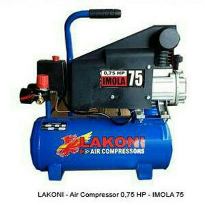 compresor. mini kompressor imola lakoni 75 / kompresor compresor 3/4 hp i