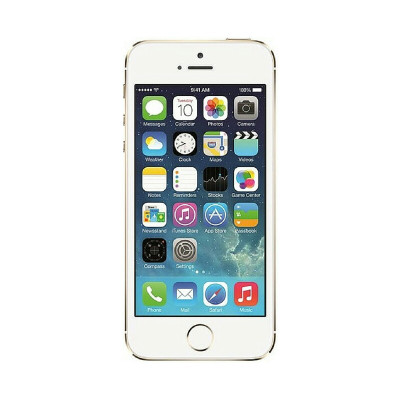 harga Apple iphone 5s 16gb gold - garansi distributor Tokopedia.com