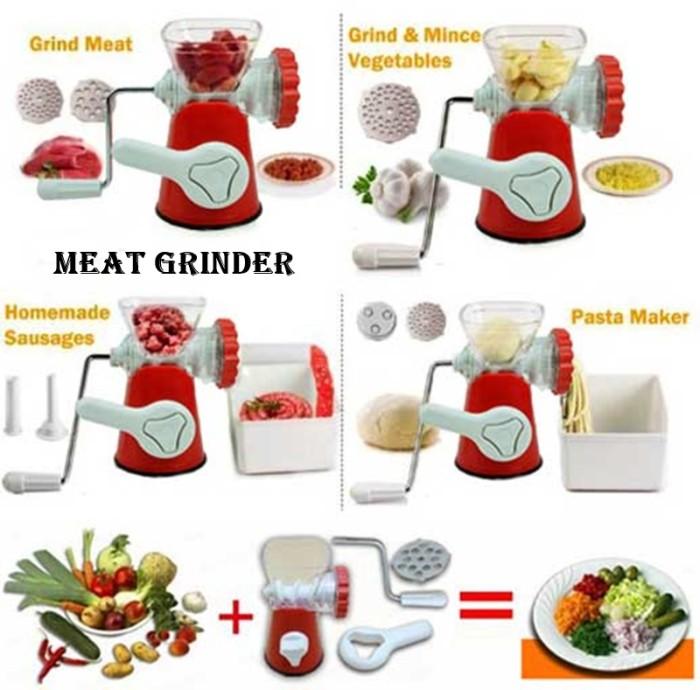 Info Penggiling Daging Manual Hargano.com