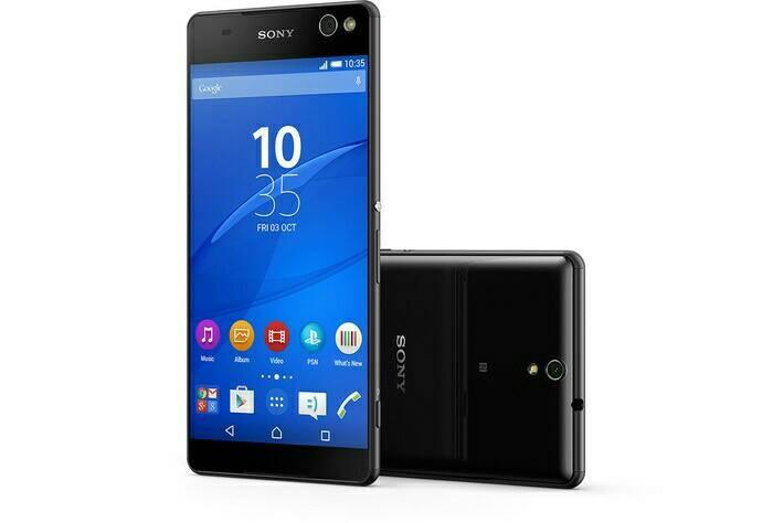 harga Sony xperia c5 ultra dual - garansi resmi - bnob Tokopedia.com