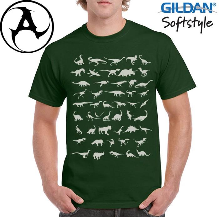 harga Kaos animal series - dinosaurus - original gildan softstyle Tokopedia.com