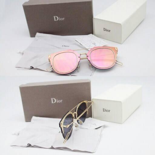cebf99dfed Jual kacamata Dior composit 2.0 pink full set - ARLOJI