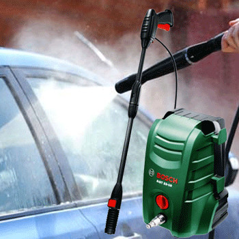 harga Bosch high pressure washer (aquatak) aqt 33-10/ steam motor - mobil Tokopedia.com