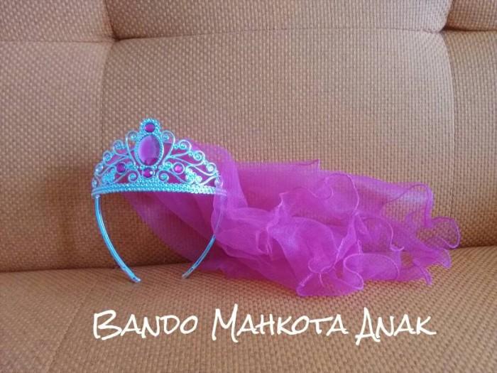 harga Kalung dan bando princess Tokopedia.com