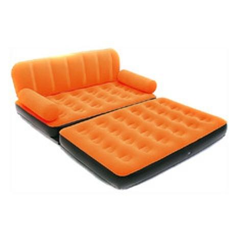 Bestway Sofa Bed 2 in 1 Double - Sofa Multifungsi - 67356 - Biru