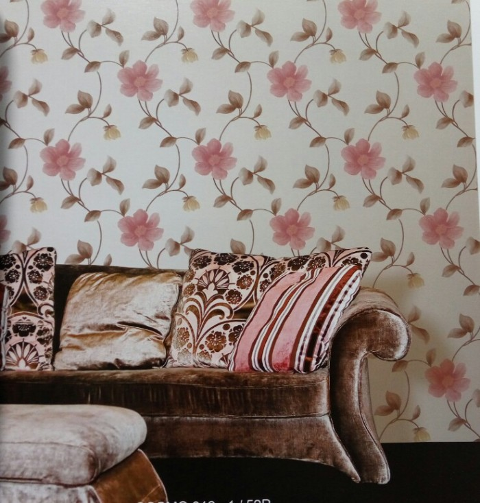 Jual Wallpaper Dinding motif Bunga - DKI Jakarta - Aurora
