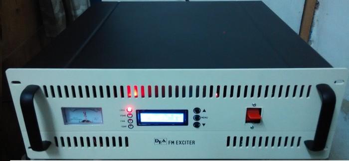 Foto Produk Pemancar FM LCD 250Watt (Stereo) dari DEA BROADCAST
