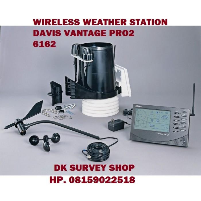 harga Weather Station / Aws Davis Vantage Pro2 6162 Tokopedia.com
