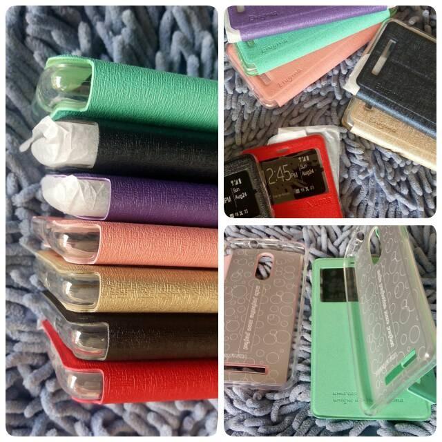 Ume Enigma Flip Case Cover For Xiaomi Redmi 2 - Hitam. Source · Flip Cover