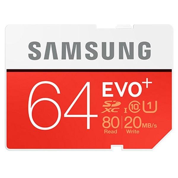 harga Samsung sdhc evo+ uhs-1 class 10 (80mb/s) 64gb Tokopedia.com