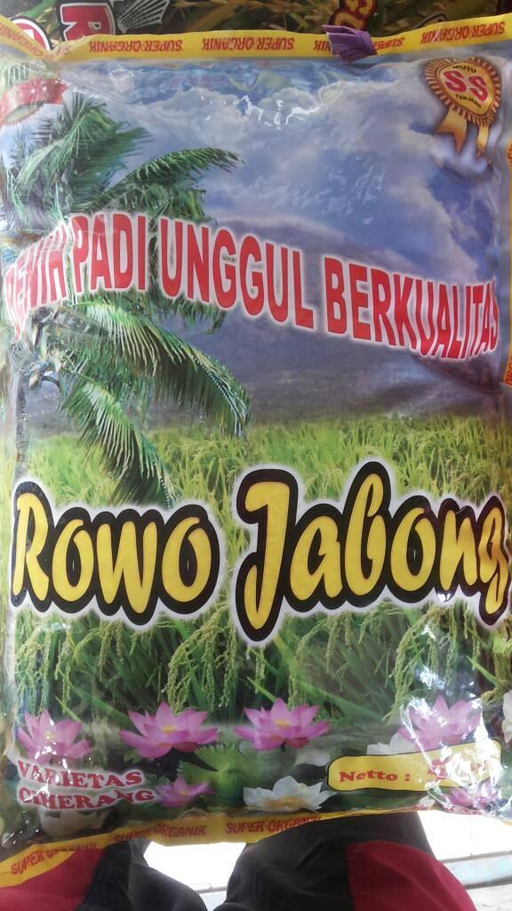harga Rowo Jabung; Benih Bibit Padi Unggul Berkualitas 100% Organik #5kg Tokopedia.com