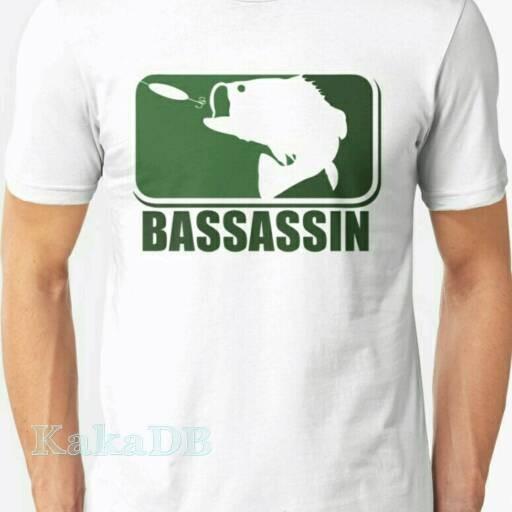 Kaos/T-Shirt/Baju MANCING MANIA BASSASSIN