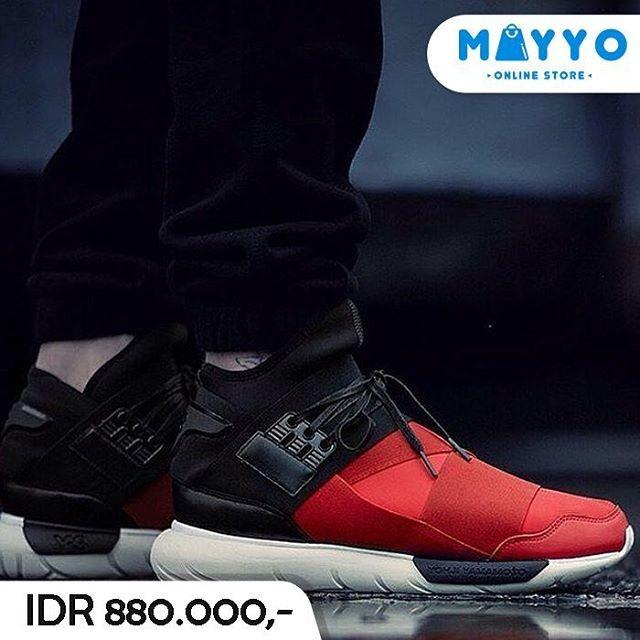 Jual Sepatu 19927 Adidas Y3 Qasa Qasa Sepatu HI (Negro/ Rojo Real/ Blanco) Premium 5293f03 - accademiadellescienzedellumbria.xyz