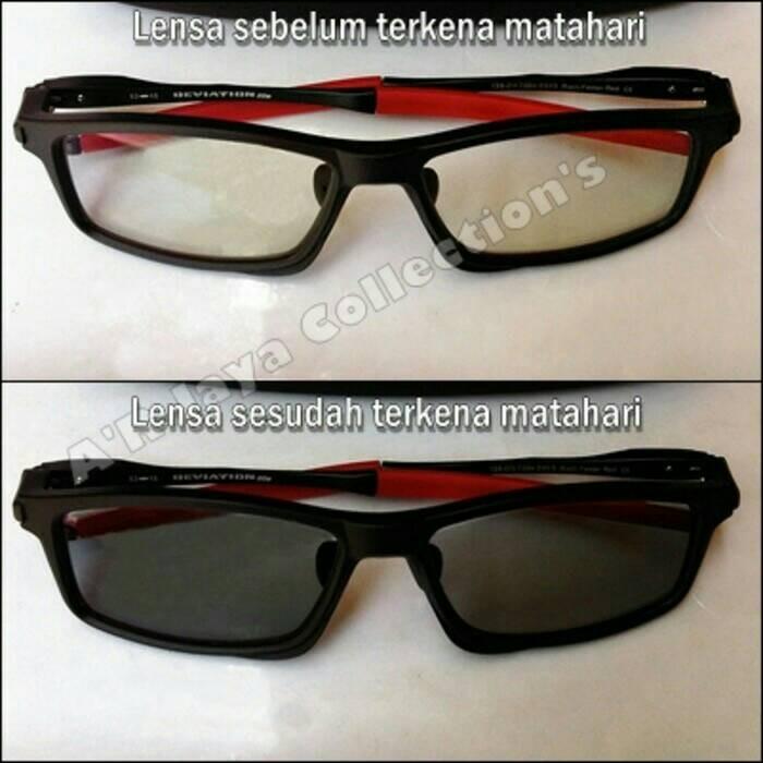 Kacamata Anti radiasi komputer merk ( ADIDAS ) + lensa fhotogrey. cr 31f4bbabf7