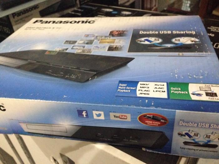 Driver UPDATE: Panasonic DMP-BD79GA Blu-ray Player
