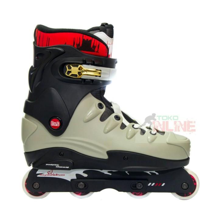harga Sepatu roda aggresive inline skate r&b t7 Tokopedia.com
