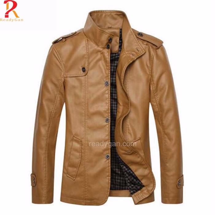 harga Jacket kulit pria blazer style bos 02 semi kulit sintetis imitasi Tokopedia.com
