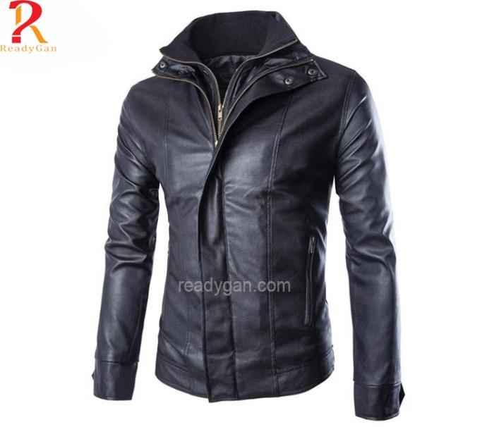 harga Jacket kulit pria blazer style moge korean  semi kulit sintetis imitas Tokopedia.com