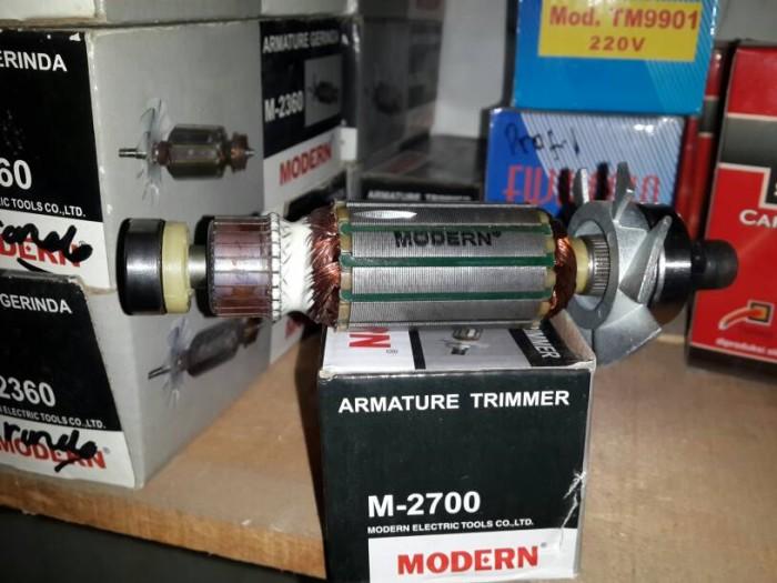 "amatur/angker mesin profil/trimmer ""MODERN M-2700"""