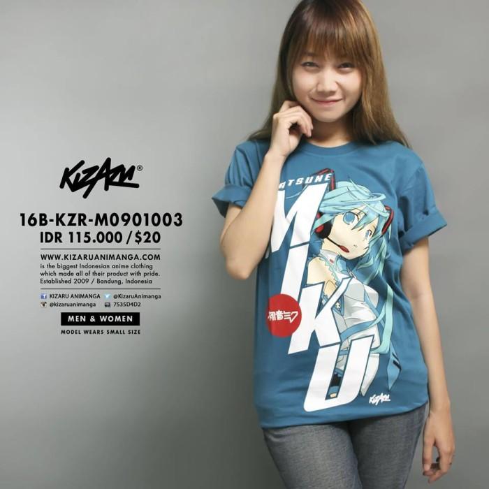T-Shirt Miku Blue KK MIKU 01
