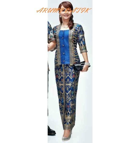 SB Collection Rok Lilit Maxi Fitriah - Hitam Songket. Source · harga Setelan rok blouse