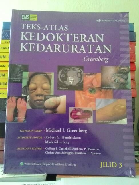 harga Teks atlas kedokteran kedaruratan jl. 3 Tokopedia.com