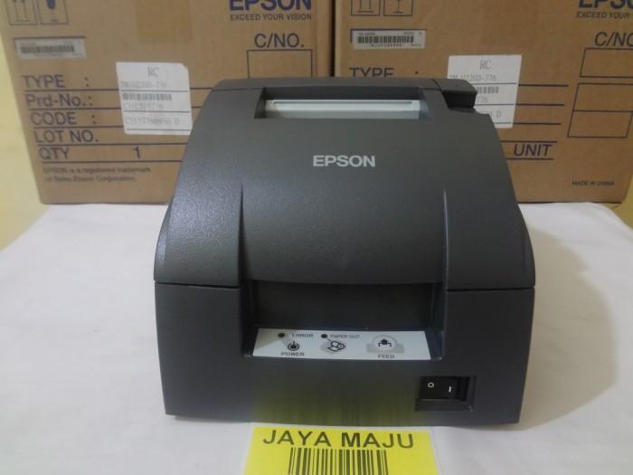 harga Printer Pos Epson Tm-u220b Series Auto Cutter Tokopedia.com