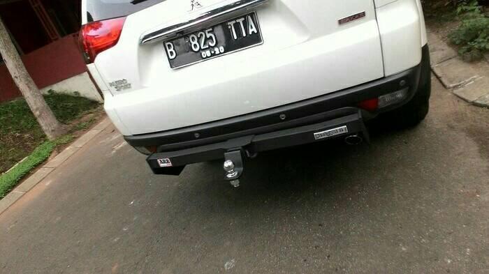 harga Towing bar/bumper belakang pajero sport arb Tokopedia.com