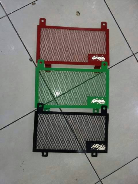 harga Cover radiator ninja 250r 250fi 250 r fi Tokopedia.com