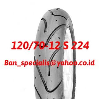 harga Ban motor swallow 120/70-12 s 224 Tokopedia.com