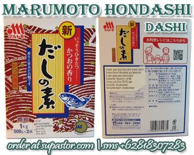 harga Kaldu ikan | dashi | dashinomoto | marutomo hondashi | bumbu penyedap Tokopedia.com