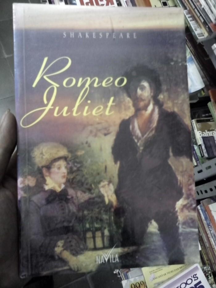 William Shakespeare Romeo And Juliet Ebook