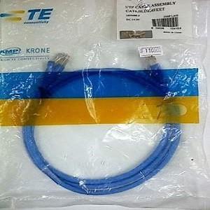 harga Kabel utp rj45 cat6 4feet amp Tokopedia.com