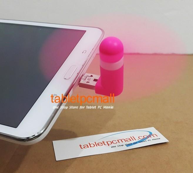Jual Kipas Angin MiCRO USB OTG Mini 2in1 Mini Fan Iphone