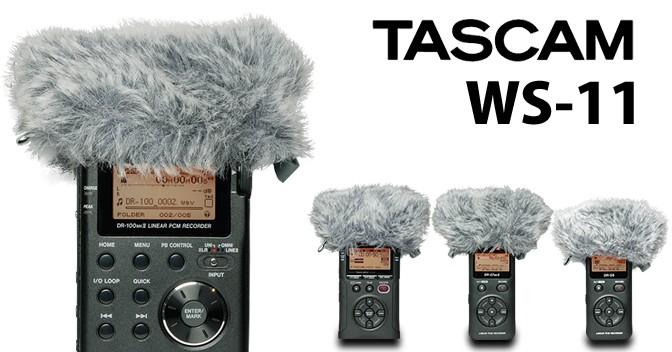 harga Tascam ws-11 (windscreen for dr series) Tokopedia.com