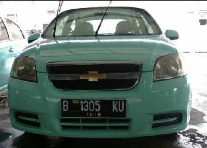 Jual Chevrolet Lovakalos Tahun 2011 Surat Lengkap Bu Toko Jualan