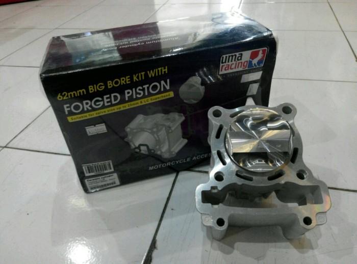 Jual Blok Bore up UMA Racing 62mm Jupiter MX, Vixion, R15 - DKI Jakarta -  Kiehl Motoshop | Tokopedia