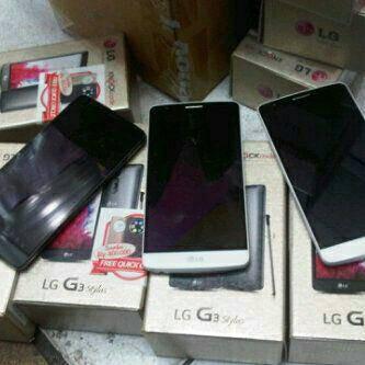 Foto Produk LG G3 stylus new bnob garansi toko 3bulan stok ready banyak dari Anto febrian shop