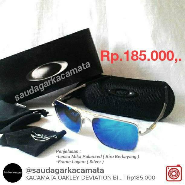Jual Kacamata Oakley Deviation Moto Gp - Saudagar Kacamata  7fd9db7588
