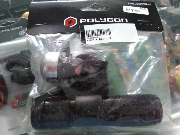harga Lampu bel sepeda polygon edisi baru Tokopedia.com