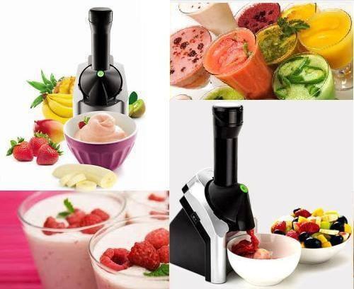 Jual YONANAS Fruit Yogurt Maker / Juicer / Alat Pembuat