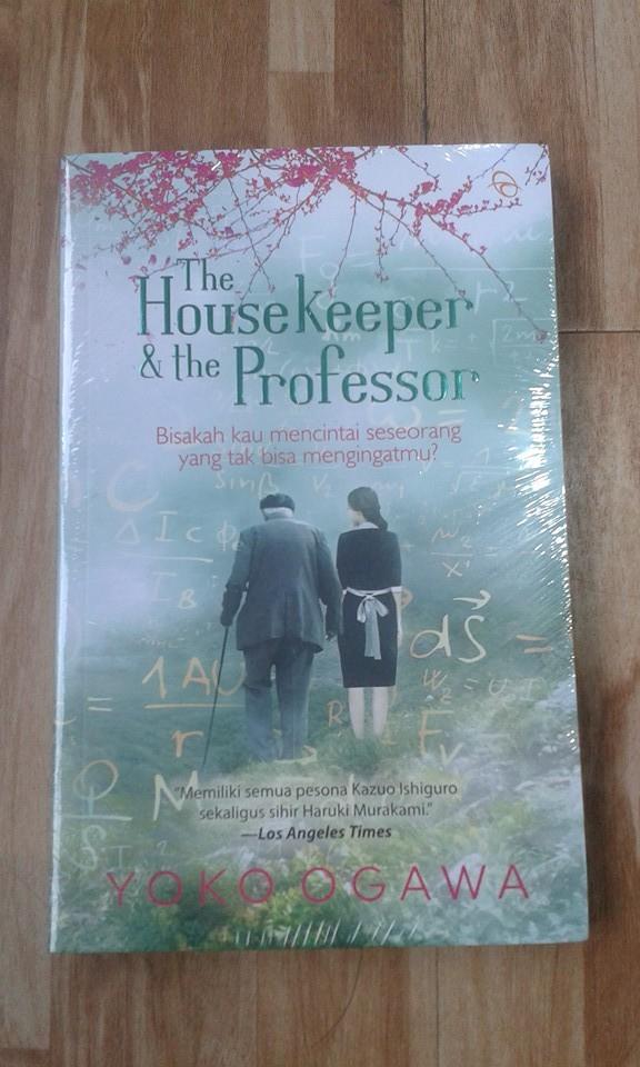 harga The housekeeper & the professor Tokopedia.com