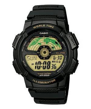 harga Casio original/asli (jam tangan pria) ae 1100w 1b Tokopedia.com