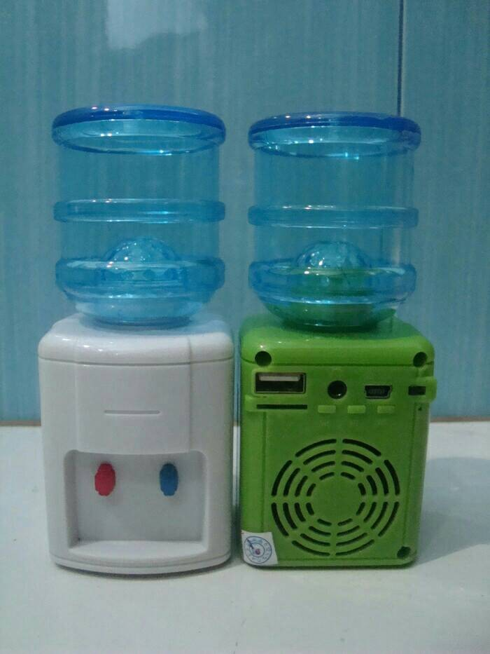 harga Speaker unik dispenser galon mini Tokopedia.com