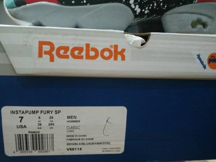 ca8335baf7e2 Jual  KOLPRI  REEBOK PUMP FURY OG SP SUPERMAN - Kab. Jombang ...